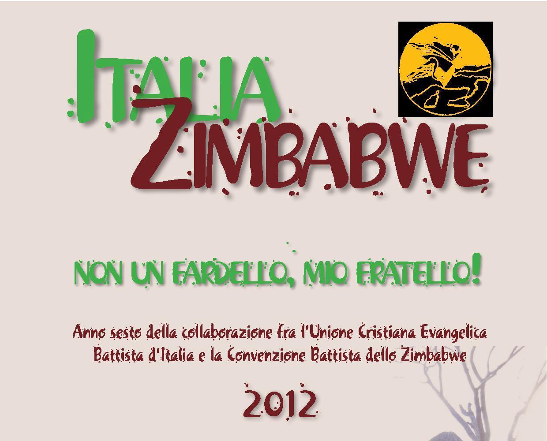 Italia Zimbabwe 2012